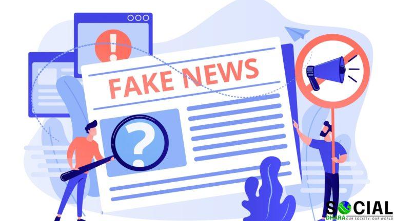 Fake News During Tough Times
