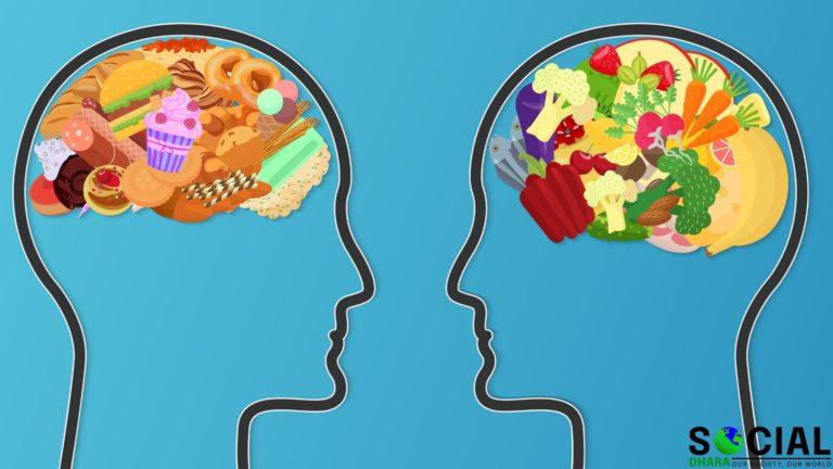 Junk Food Vs Healthy Food: Good and Bad
