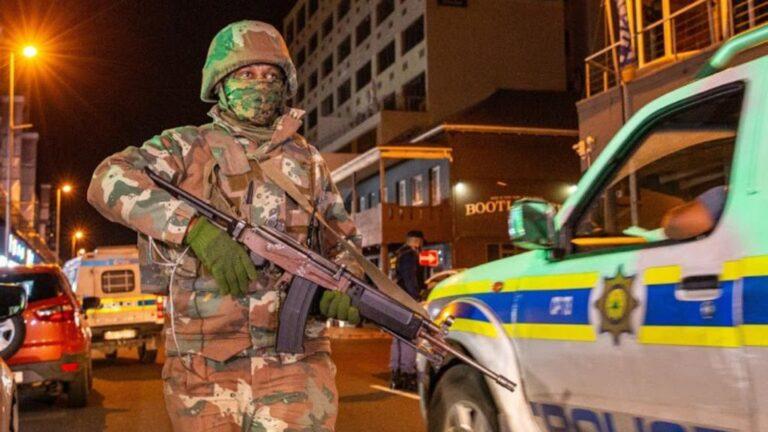 Army For Internal Disturbance