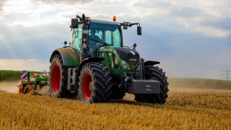 Impact of Covid-19 on Farming Sector