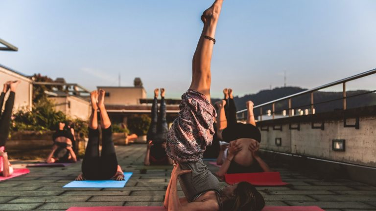 Yoga – A way to think, breathe, and to move