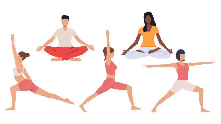 Easy Yoga Asanas for Women's   Better Health