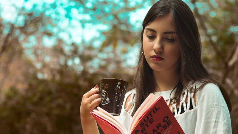 Importance of Reading Habit for Teens